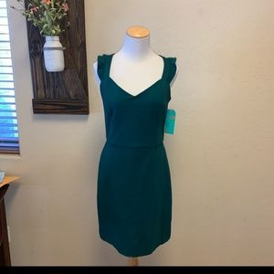 Gianni Bini emerald dress
